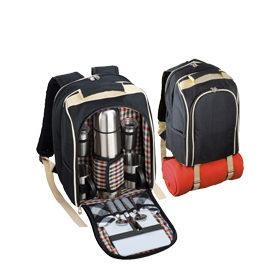 Picknickkoffer- und rucksäcke